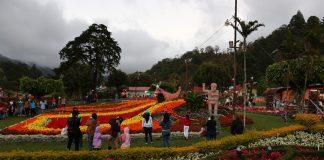 Feria de las flores y café en boquete