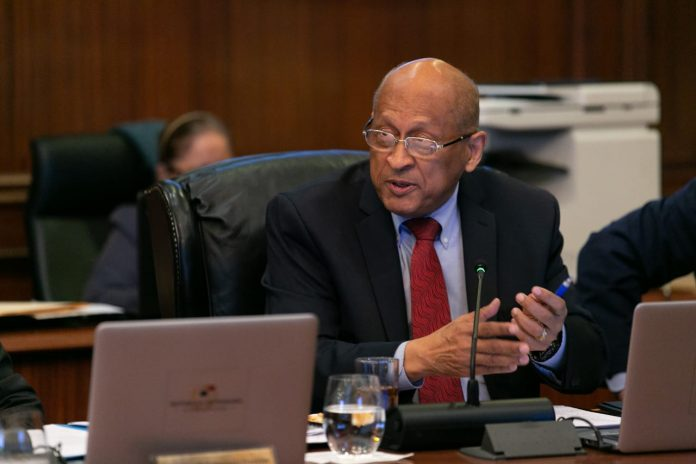 Ministro del MEF
