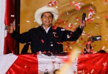 Pedro Castillo asume Presidencia
