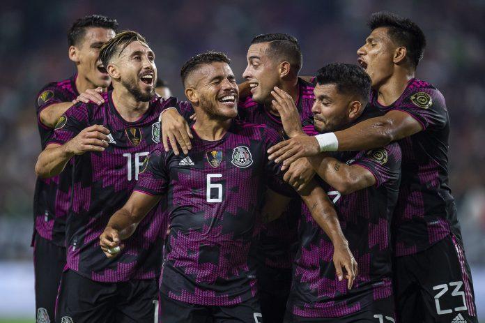 México golea a Honduras y clasifica a semifinales de la Copa Oro 2021.