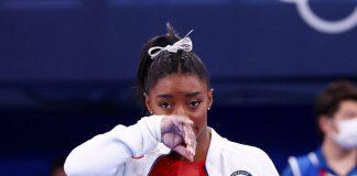 Simone Biles se retira de los JJOO Tokio 2020