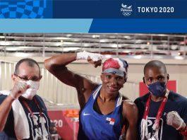 Bylon pasa a los cuartos de final de los Juegos Olímpicos Tokio 2020