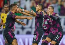 México a la gran final de la Copa Oro 2021.