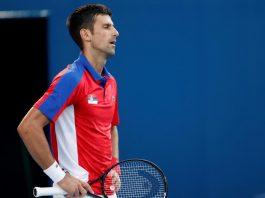 Djokovic pierde el bronce en Tokio 2020