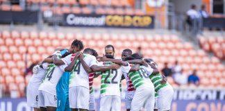 Surinam derrota a Guadalupe 2 a 1 en la Copa Oro 2021