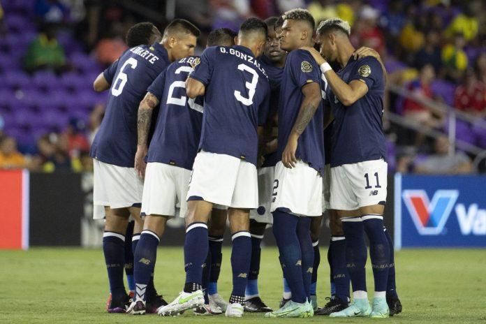Costa Rica vence a Jamaica con gol de Bryan Ruiz en la Copa Oro 2021