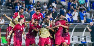 Catar derrota a Honduras 2-0 en la última fecha del grupo D de la Copa Oro 2021