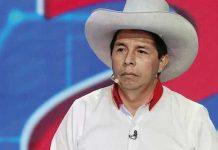 Pedro Castillo nuevo Presidente de Perú