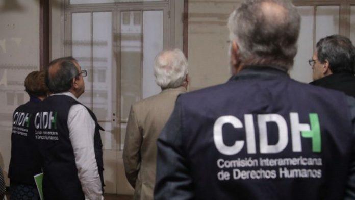 CIDH pide liberación