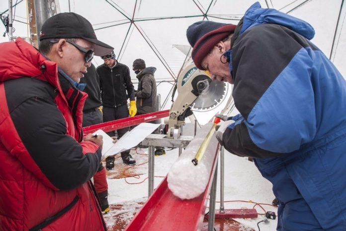 Virus de 15.000 años sobreviven congelados en un glaciar tibetano
