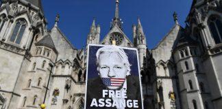 Extradición de Julian Assange