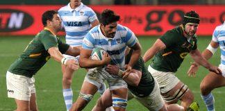 Los Pumas en el camino de Sudáfrica en el Rugby Championship