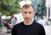 Hallan muerto a Vitali Shishov