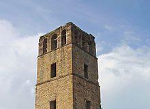 Ruinas de Nuestra Señora de la Asuncion Panama Parroquia de Panamá viejo