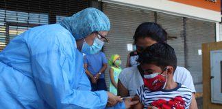 MINSA y CSS exhorta a los padres de familia ir a vacunarse