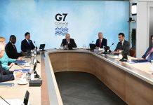 """El G7 pide un compromiso """"férreo"""""""