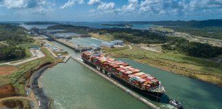 Canal de Panamá 107 años