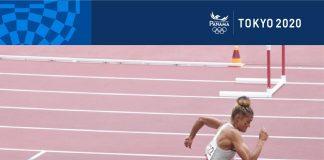 Gianna Woodruff se despide de los Juegos Olímpicos de Tokio 2020