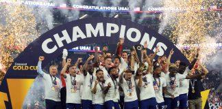 Estados Unidos campeón de la Copa Oro 2021