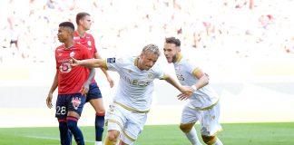 Lille pierde por goleada en su debut de la temporada 2021-2022