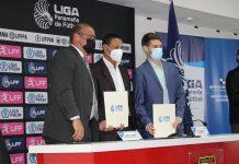 LPF y La Liga unen fuerzas por medio de convenio para ayudar al deporte nacional