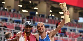 Italia y Catar comparten la medalla de oro en los JJOO Tokio 2020