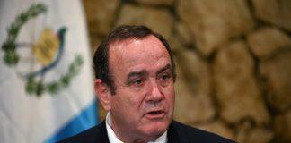 Guatemala deroga estado de calamidad por covid-19