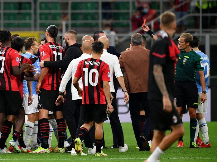 Insultos racistas en el partido Milan-Lazio