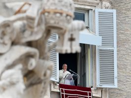 """El Papa ha mostrado """"solidaridad"""" a los afectados por la erupción del volcán"""