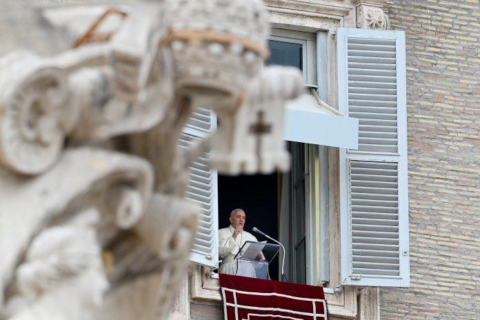 El Papa ha mostrado