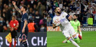 Messi y Benzema hacen historia en la Champions