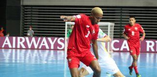 Panamá cae por segunda vez en el mundial de futsal de Lituania
