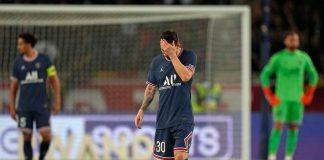 Lionel Messi está lesionado