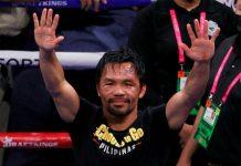 Pacquiao se retira del boxeo
