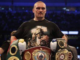 campeón mundial de boxeo