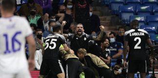El Sheriff vence al Madrid y es primero de grupo