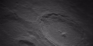 cráter lunar Tycho