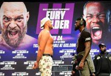 Fury y Wilder