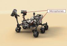 sonido en Marte