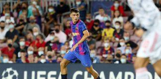 Pedri renueva hasta 2026 con el Barcelona