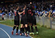 Napoli sigue siendo líder de la Serie A