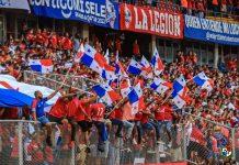 Panamá es sancionada por la FIFA