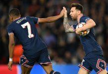 PSG remonta de la mano de Messi y Mbappé