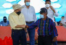 GTC del presidente Cortizo a la provincia de Veraguas